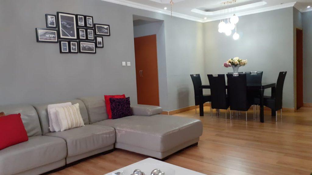 Apartamento no Kilamba 2