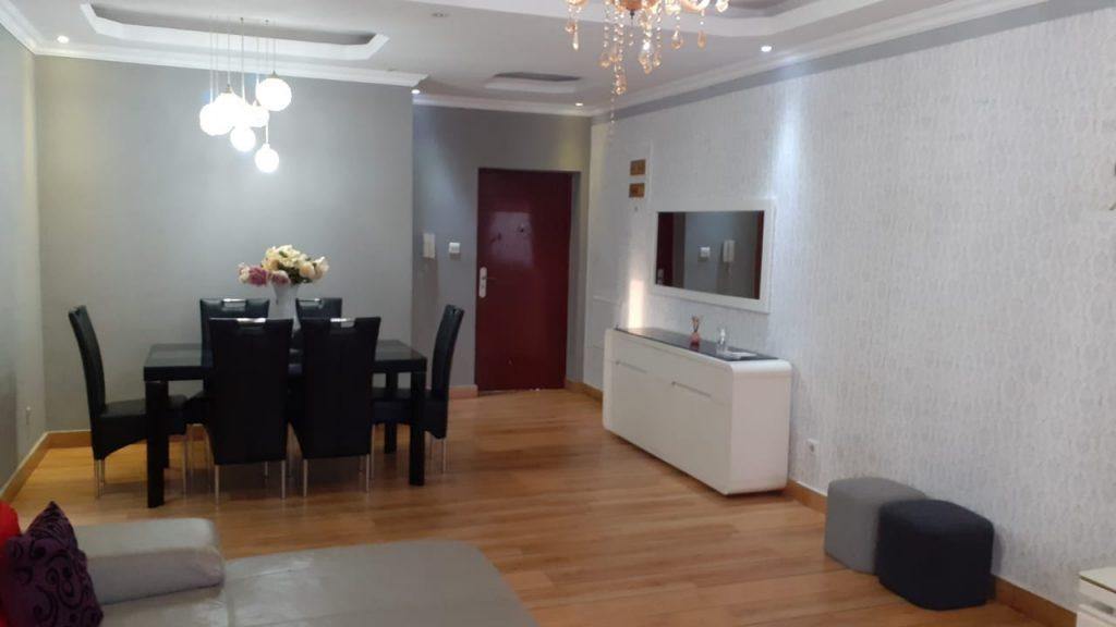 Apartamento no Kilamba 3